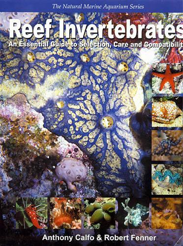 best books for saltwater invertebrates live rock refugiums