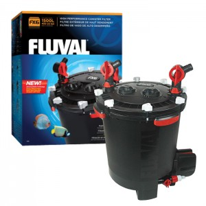 best canister filter for large tank