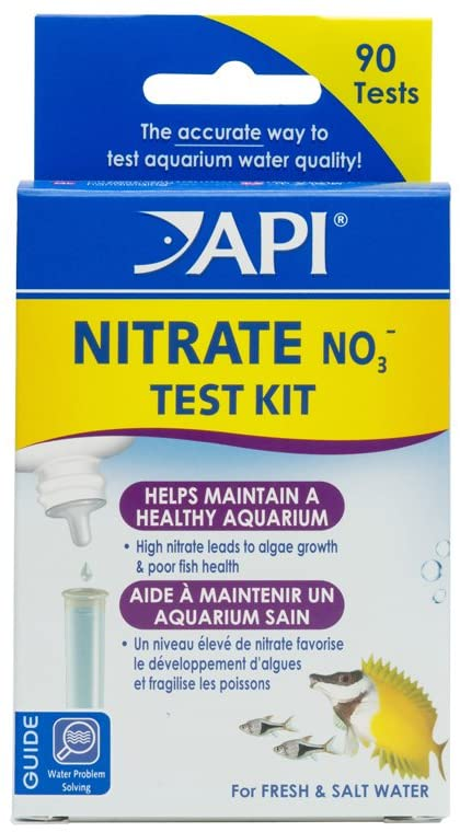 best nitrate test kit for freshwater planted cichlid discus tank