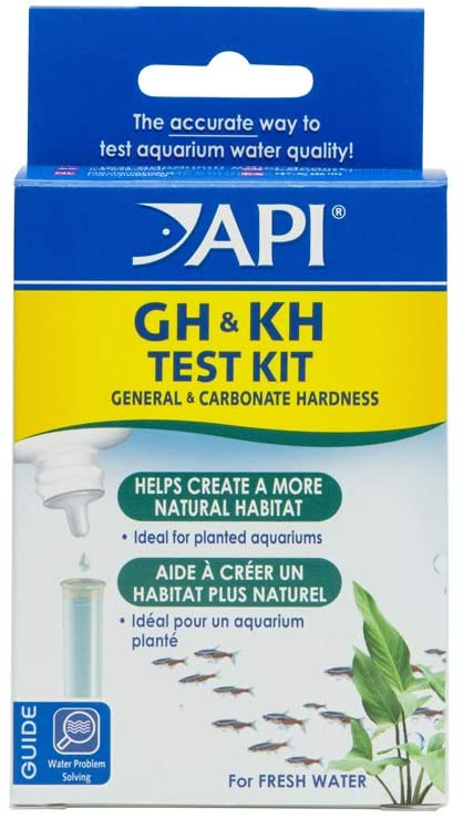 best test kit API gh/kh reviews